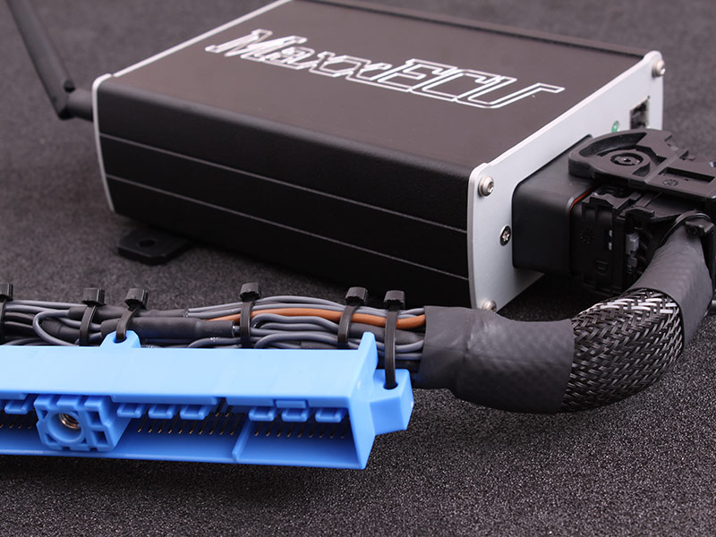 MaxxECU V1 Plugin ECU for Nissan S14A/S15 with SR20 engine